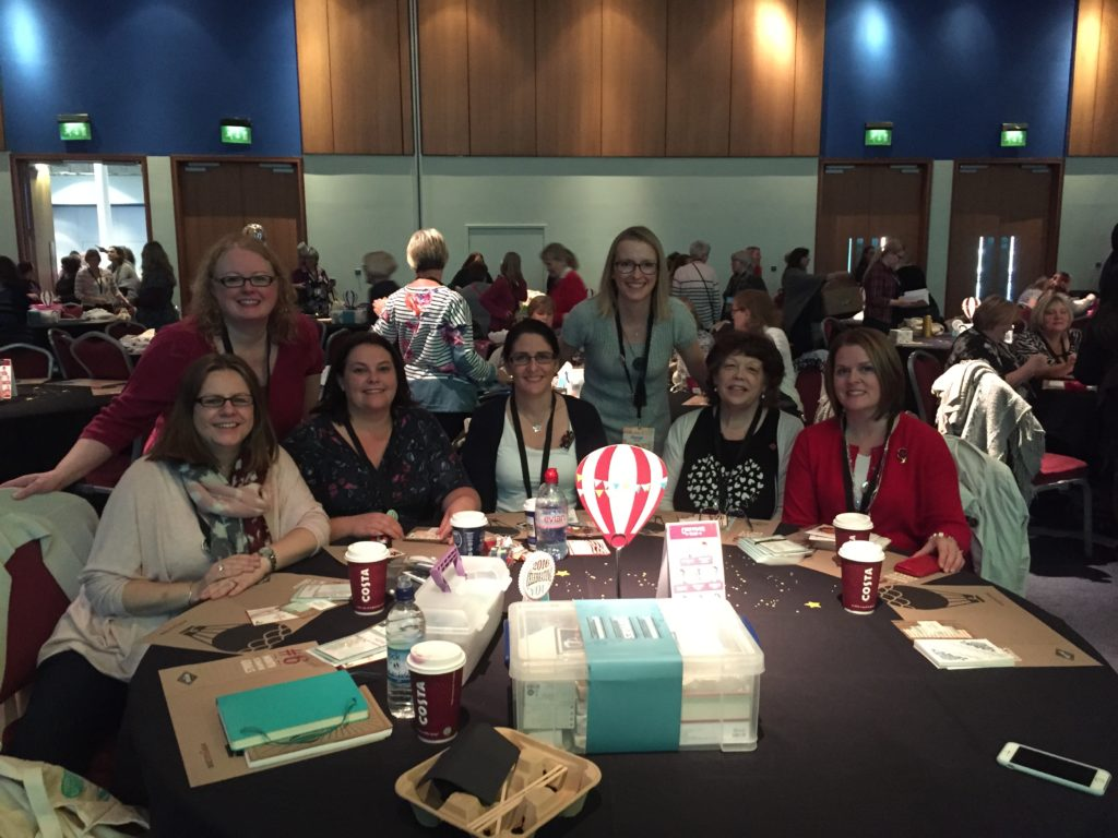 Join Stampin' Up with the Aces and Diamonds