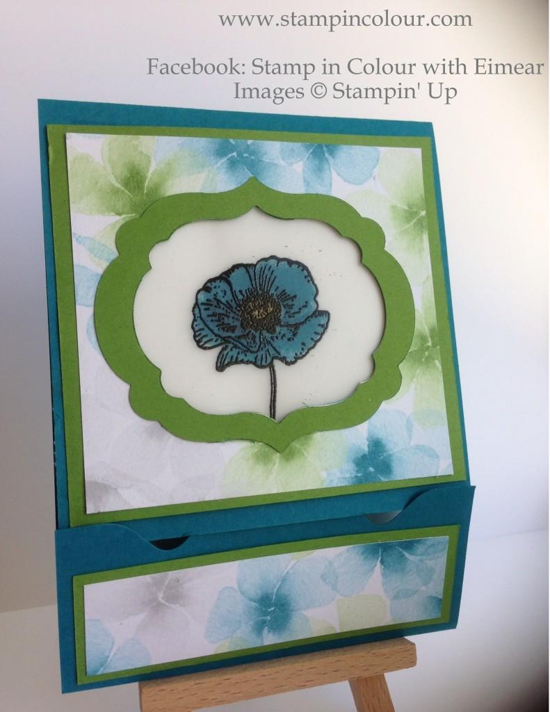 Stampin' Up Happy Watercolour Island Indigo-001