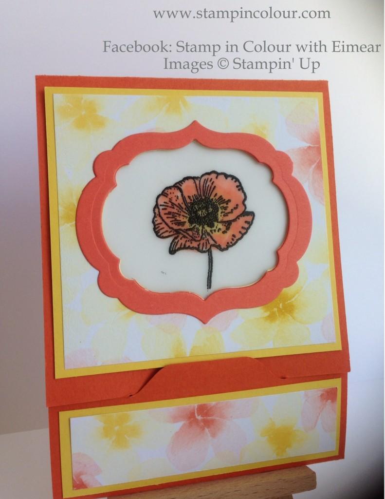 Stampin' Up Happy Watercolour Tangerine Tango-001