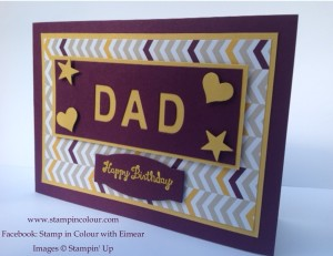 Stampin' Up Kids Borthday card for Dad2-001