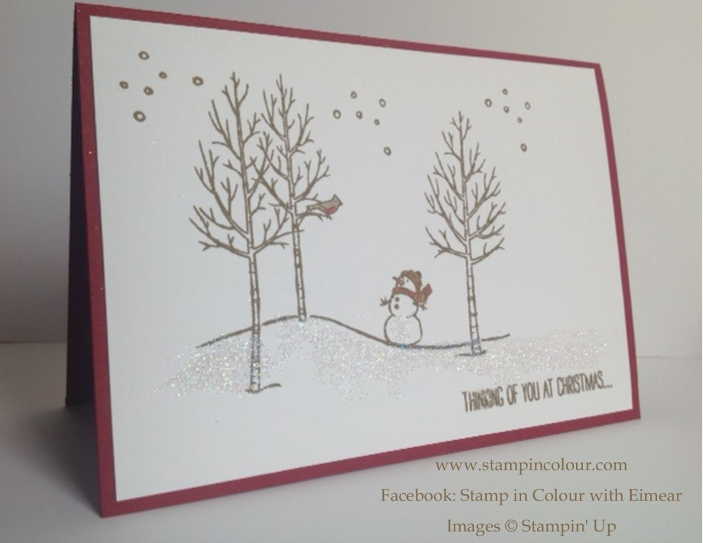 Stampin' Up F&F August d-001