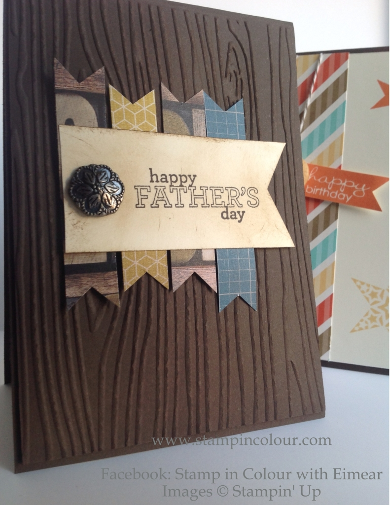 Stampin' Up Fathers Day Card-001