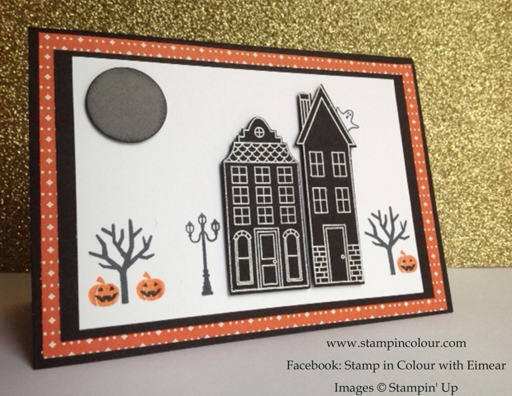 Stampin' Up Holiday Home Halloween-001