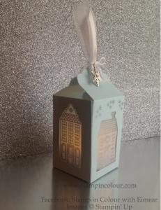 Stampin' Up Holiday Home Lantern-001