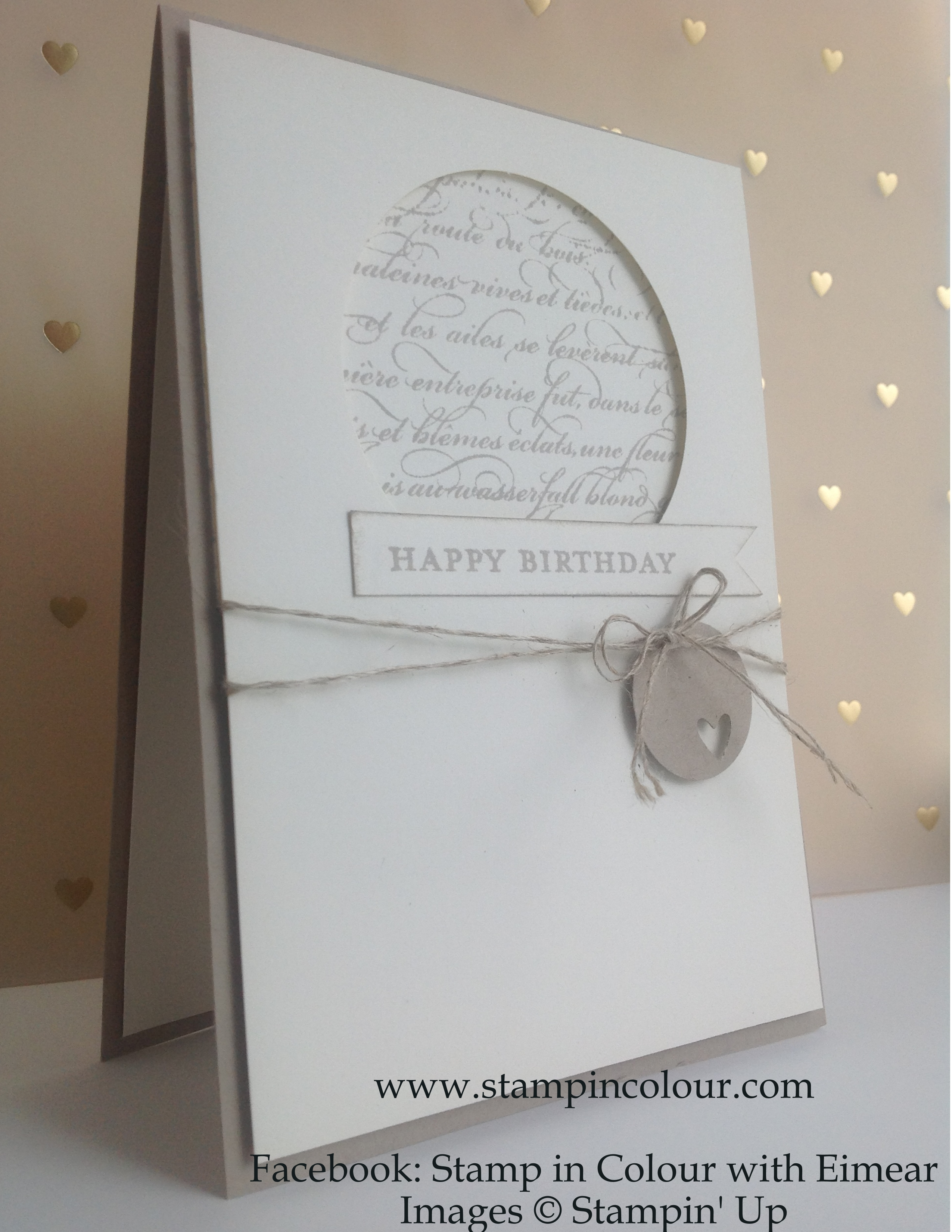 Stampin\' Up Review of the Year