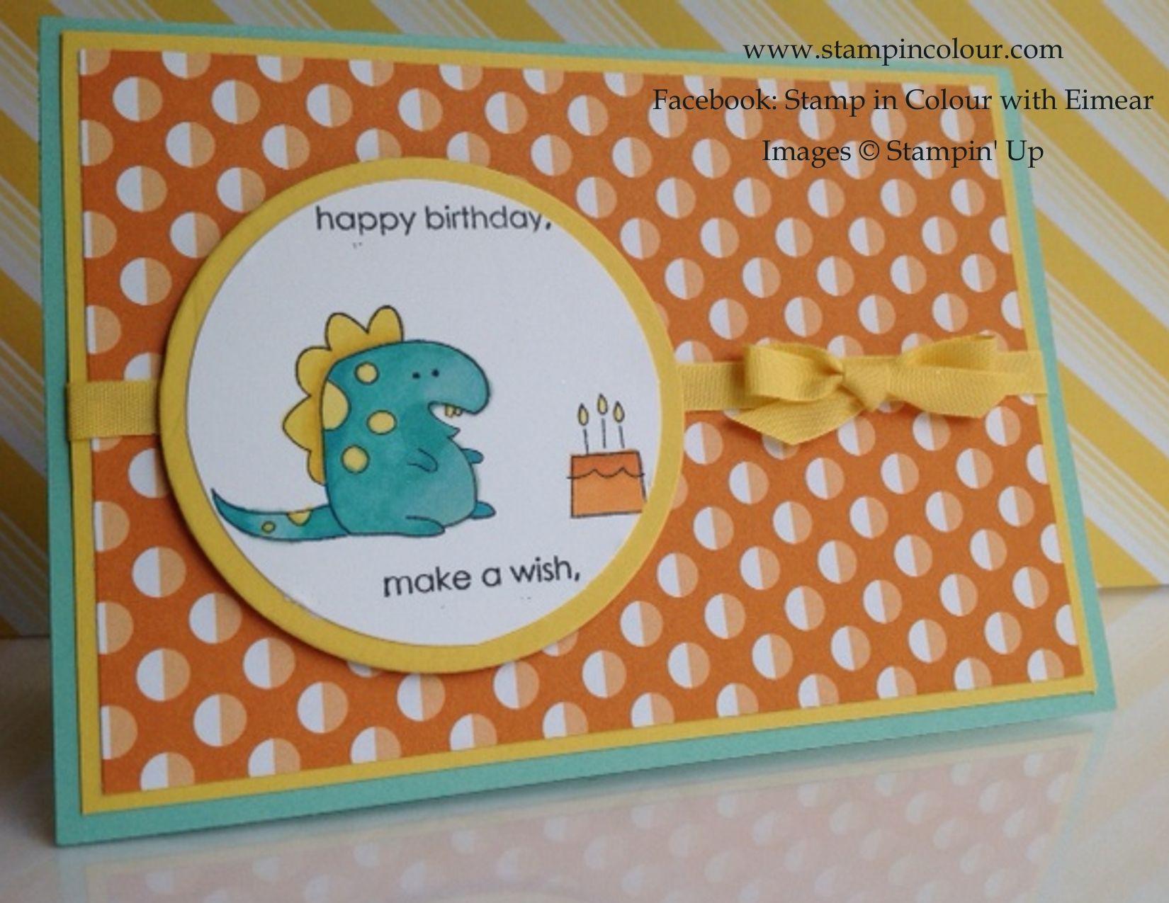 Stampin up childrens birthday card featuring little buddy birthday stampin up little buddy birthday 001 bookmarktalkfo Images