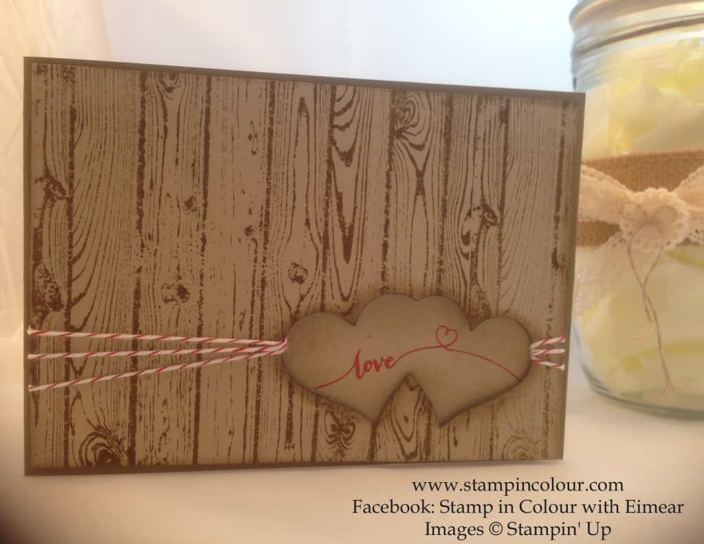 Stampin' Up PPA Challenge 237-001