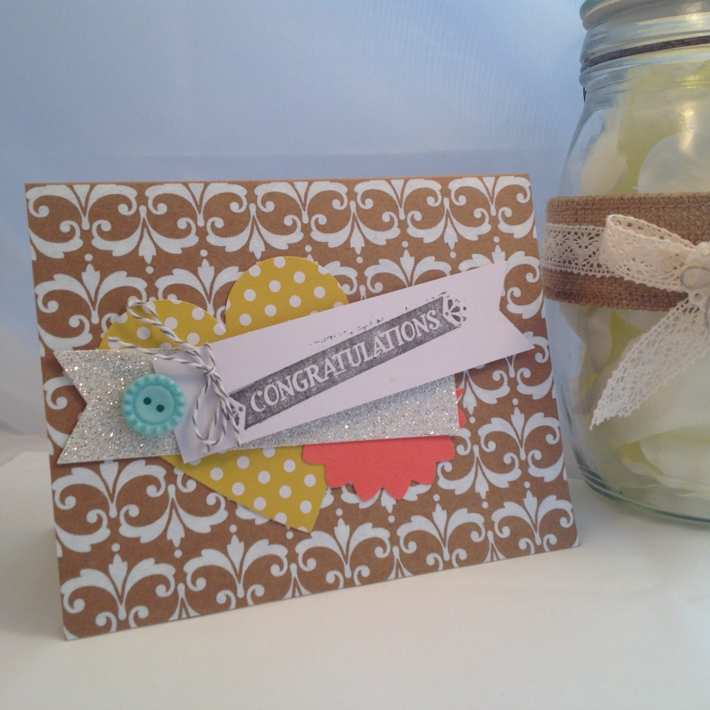Everyday Occasions Congratulations Card