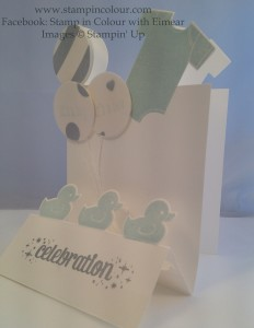 Stampin Up Something for Baby 1-001