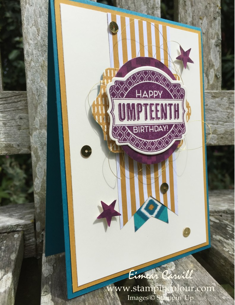 Stampin Up July Team Challenge 3-001