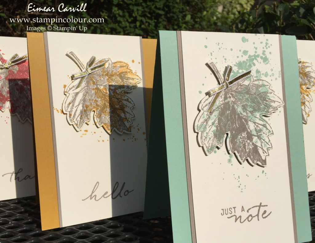 Stampin Up Vintage Leaves Gorgeous Grunge Watercolor Wishes group-001