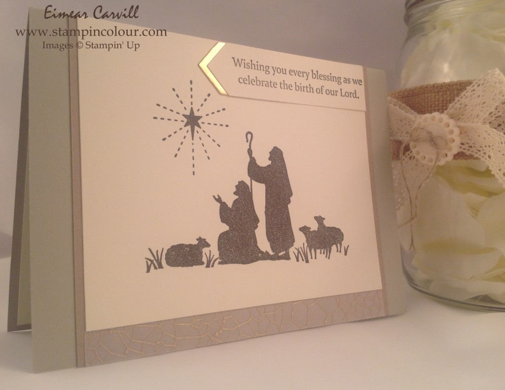 Stampin Up Every Blessing-001