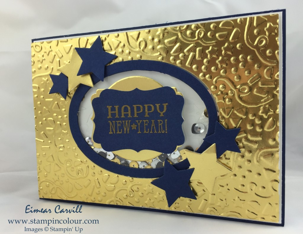 Stampin Up Happy New Year #GDP016 a-001