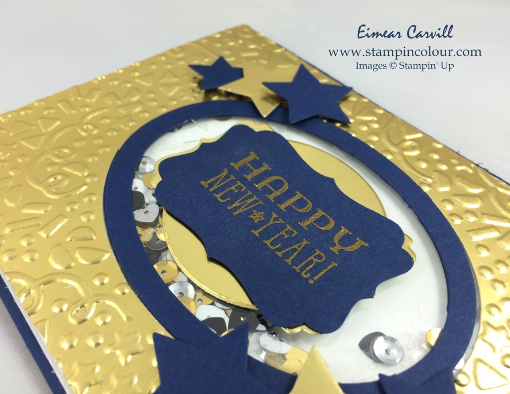 Stampin Up Happy New Year #GDP016 b-001
