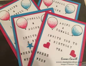 Stampin Up Alphabet rotary Balloon celebration invtiation-001
