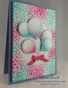 Stampin Up Balloon Celebration b-001