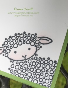 Stampin Up International Blog hop Easter Lamb1-001