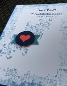 Stampin Up Timeless Textures CAS 3-001