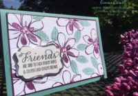 Stampin Up Garden in Bloom CC&S174-001