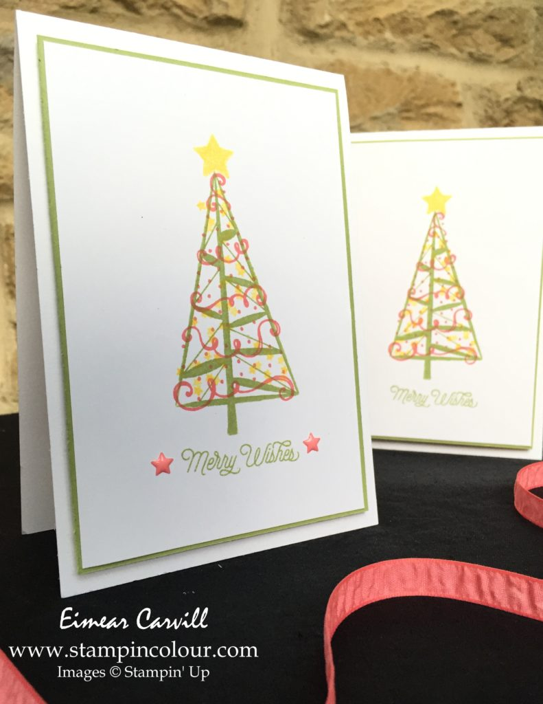 Quirky Christmas Twinkle Trees #GDP049-001