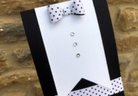 It's a Celebration Pop Up Tuxedo Card