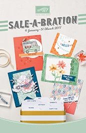 Browse our Sale-a-bration brochure