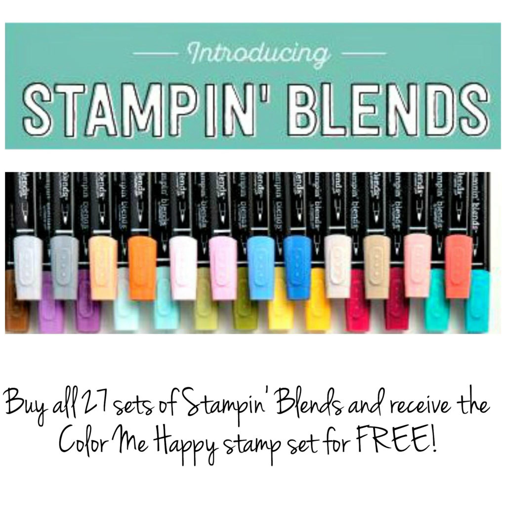 Stampin' Blends, Alcohol markers, papercrafting colouring tools, Eimear Carvill, www.stampincolour.com