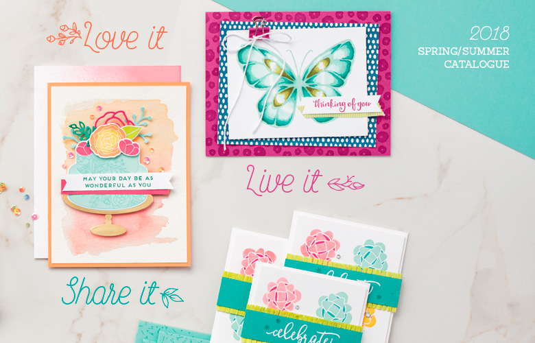 Free stamps, free crafting products