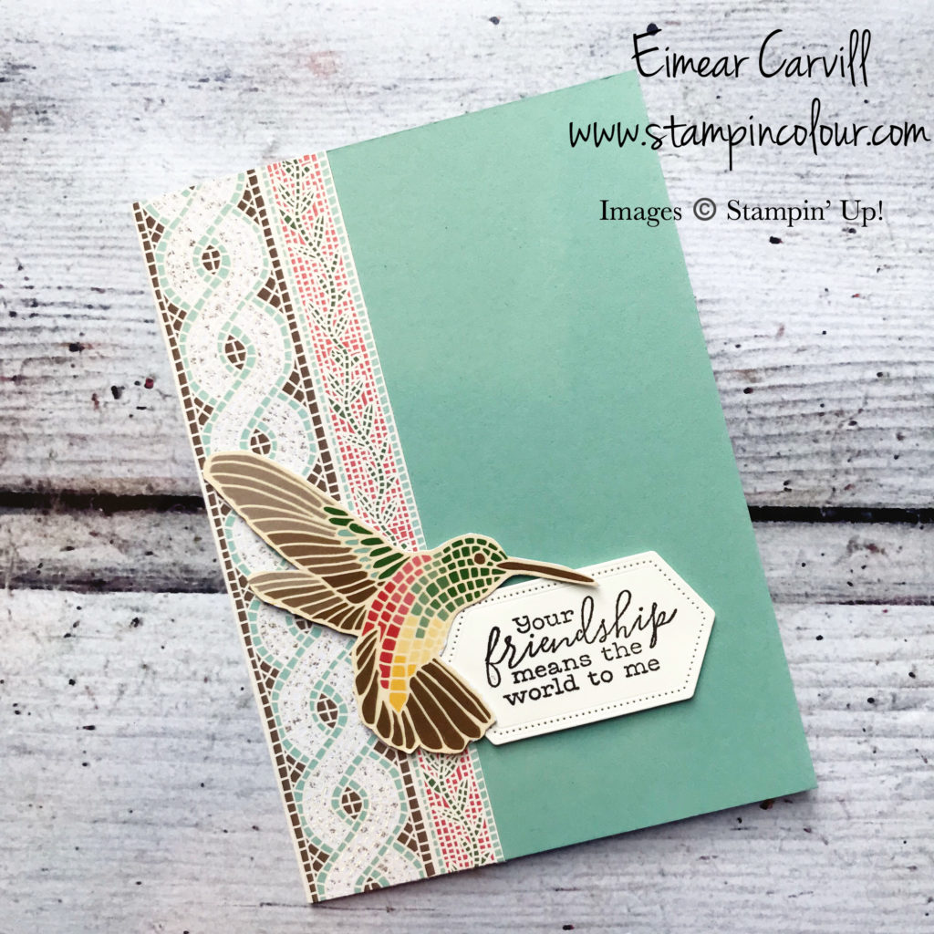 2019-2020 Stampin Up Annual CatalogueMake and Takes |